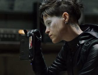 Trailer: The Girl In The Spider's Web