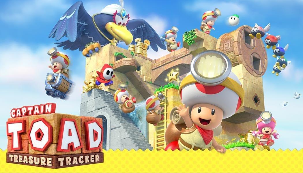 Captain Toad Treasure Tracker (c) 2018 Nintendo (1)