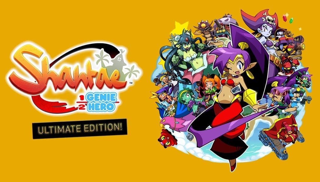 Shantae Half-Genie Hero Ultimate Edition (c) 2018 WayForward (1)