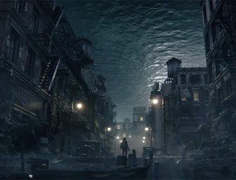 Trailer: The Sinking City