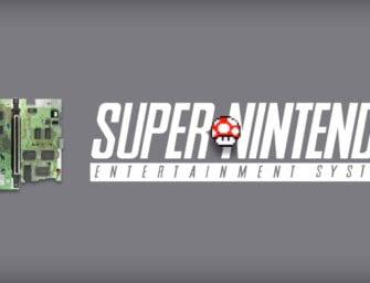 Clip des Tages: Wie Musik für den SNES produziert wurde