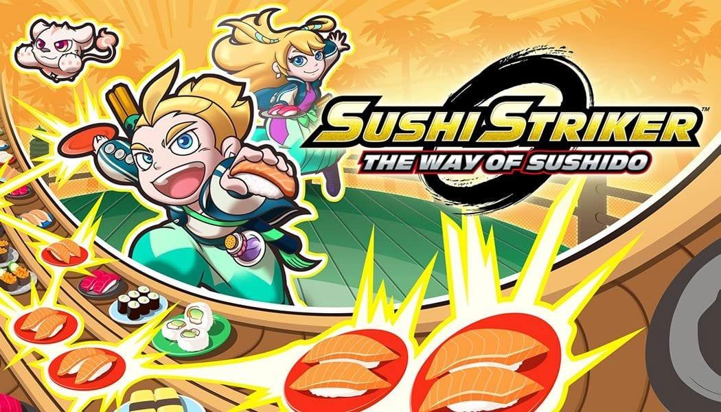 Sushi Striker The Way Of Sushido (c) 2018 Nintendo