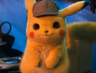 Trailer: Pokémon Detective Pikachu