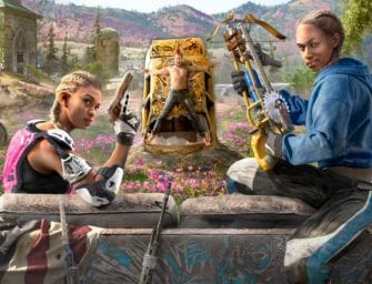Trailer: Far Cry New Dawn
