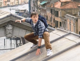 Trailer: Spider-Man: Far From Home (Teaser)