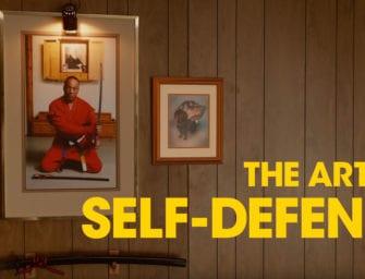 Trailer: The Art of Self Defense (Teaser)