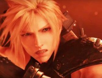 Trailer: Final Fantasy VII Remake (Teaser)