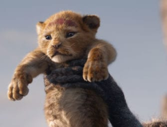 Trailer: The Lion King (#2)