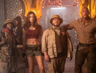 Trailer: Jumanji – The Next Level