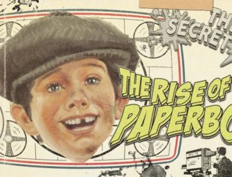 Trailer: The Secret Box: The Rise of Paperboy