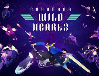 Trailer: Sayonara Wild Hearts