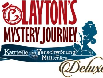 Layton's Mystery Journey: Katrielle und die Verschwörung der Millionäre – Deluxe