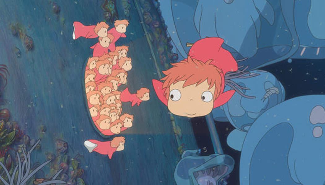 Ponyo-Das große Abenteuer am Meer (c) 2008, 2011 LEONINE, Universum ANIME(1)
