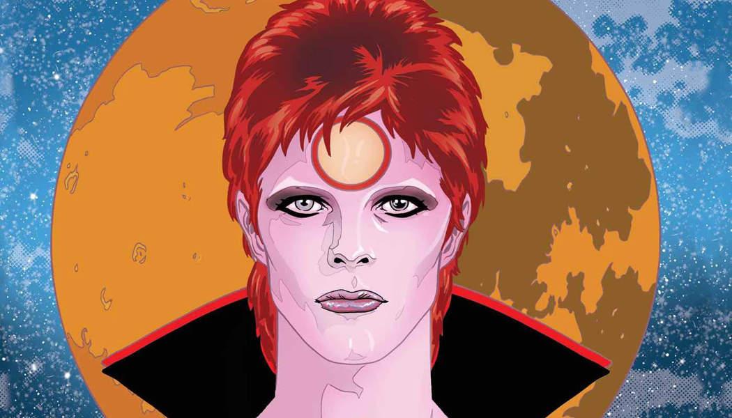 Bowie-Sternenstaub, Strahlenkanone und Tagträume (c) 2020 Michael Allred, Steve Horton, Laura Allred, CrossCult(1)