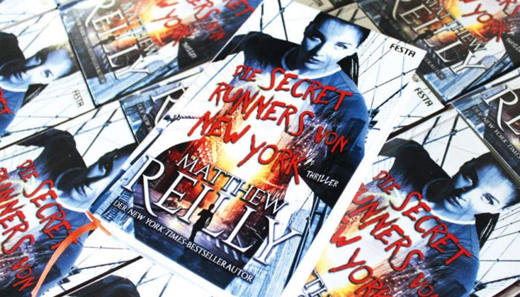 Die Secret Runners von New York (c) 2020 Matthew Reilly, Festa Verlag(5)