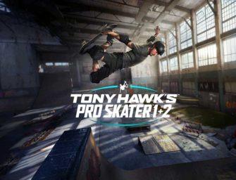 Trailer: Tony Hawk's Pro Skater 1 + 2