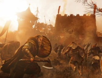 Trailer: Assassin's Creed Valhalla (Gameplay)