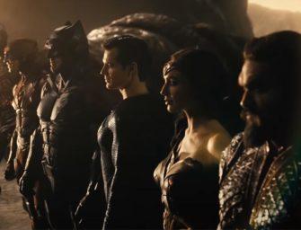 Trailer: Zack Snyder's Justice League