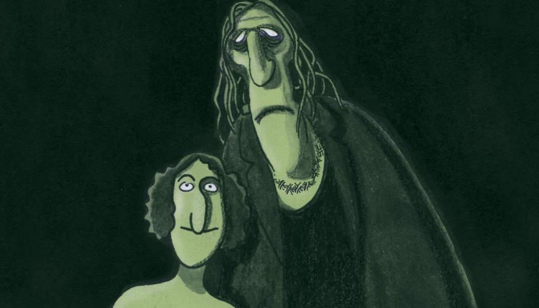 Die Unheimlichen Frankenstein nach Mary Shelley (c) 2020 Ralf König, Carlsen Verlag(2)