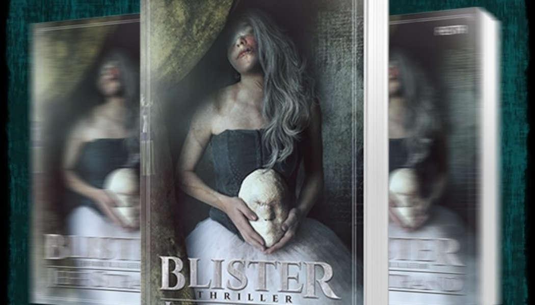 Blister (c) 2020 Jeff Strand, Festa Verlag(1)