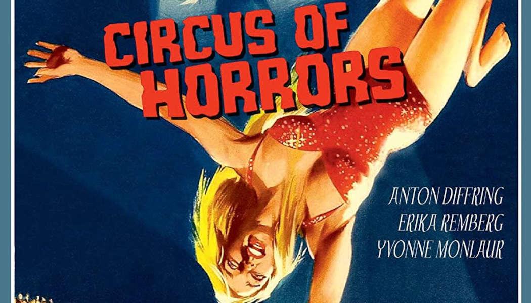 Circus of Horrors (c) 1960, 2021 Media Target Distribution GmbH(1)