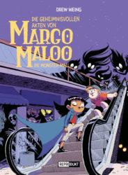 Die geheimnisvollen Akten von Margo Maloo – Die Monster Mall