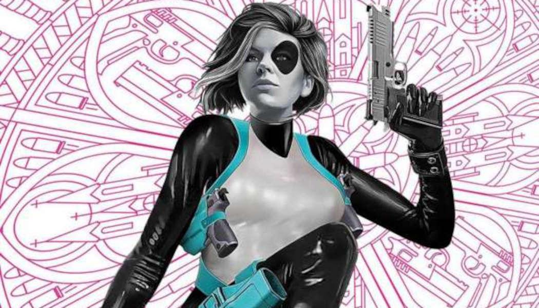 Marvel Heldinnen Domino Auf Abwegen (c) 2021 MARVEL, Tristan Palmgren, Cross Cult(2)
