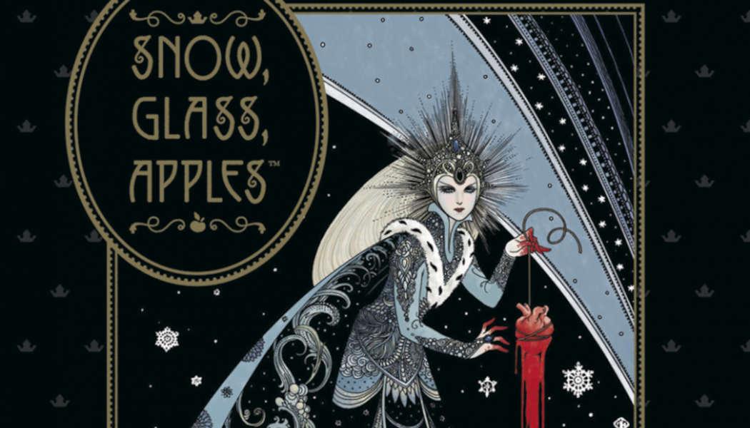 Snow, Glass, Apples (c) 2021 Neil Gaiman, Colleen Doran, Splitter Verlag(8)