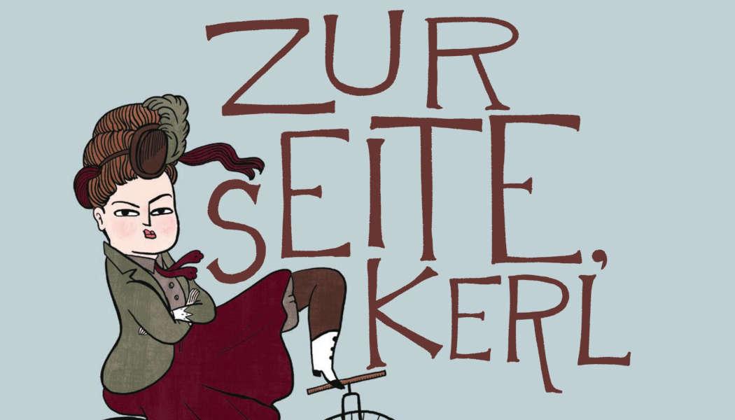 Zur Seite, Kerl (c) 2021 Kate Beaton, Zwerchfell Verlag(8)