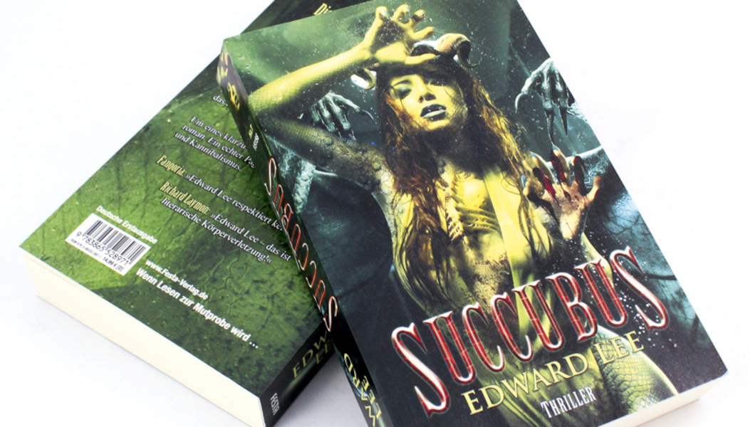 Succubus (c) 1992, 2021 Edward Lee, Festa Verlag(2)