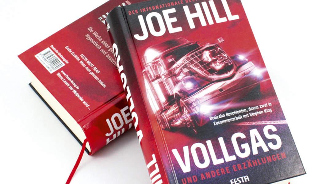 Vollgas (c) 2021 Joe Hill, Festa Verlag(1)