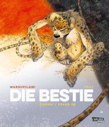 Marsupilami: Die Bestie